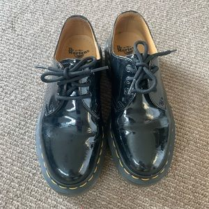 DR MARTENS 1461 PATENT LEATHER
